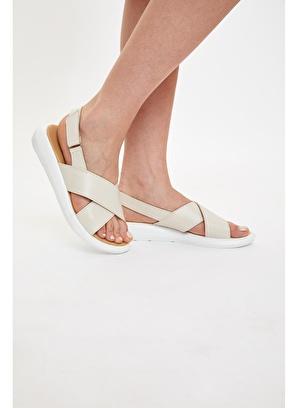 DeFacto Yüksek Taban Sandalet